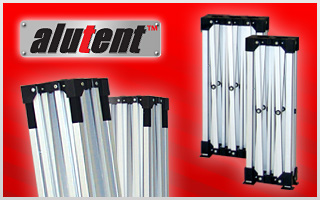 Alutent EASY UP aluminium event tents